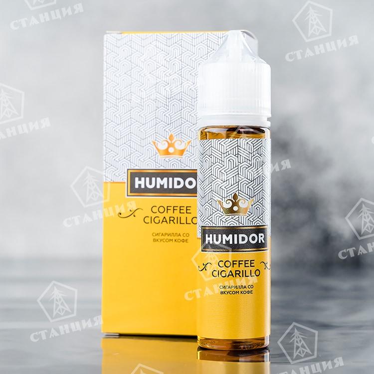 Humidor - Coffee Cigarillo 60 мл