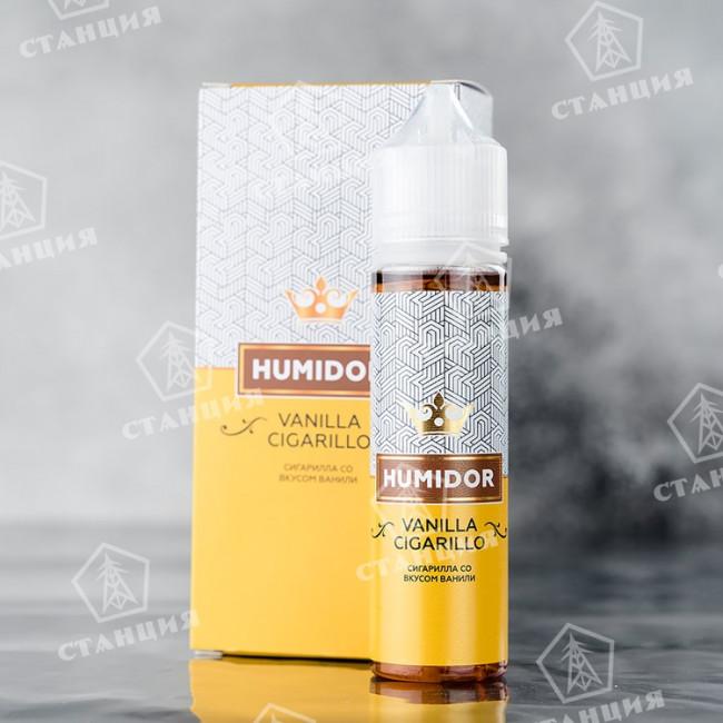 Humidor - Vanilla Cigarillo 60 мл