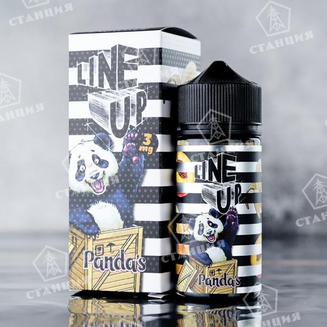 Line Up - Panda's 100 мл