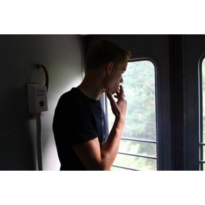 Можно ли курить электронную сигарету в поезде?