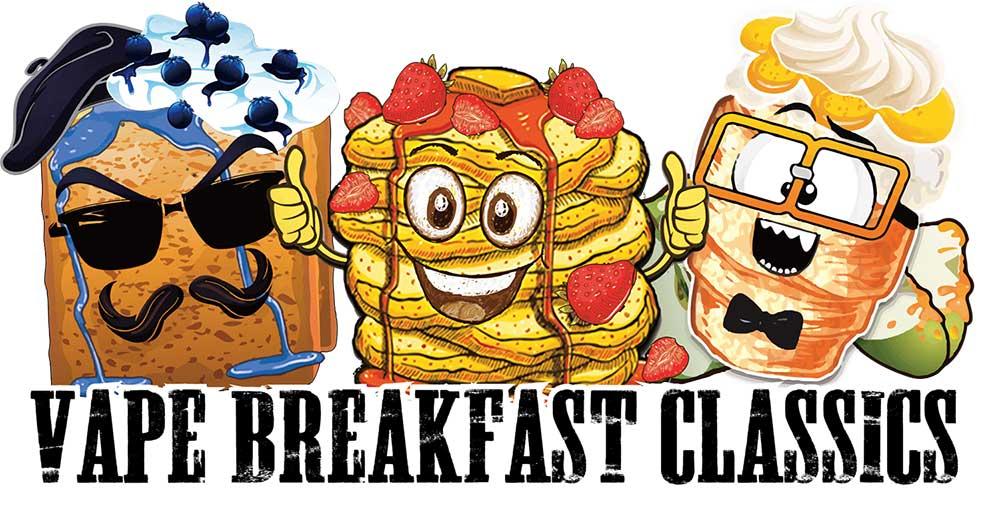 Жидкость Vape Breakfast Classics
